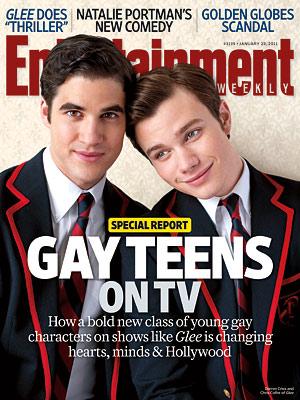 Glee Gay Sex