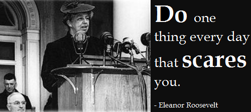 Eleanor Roosevelt Homo On The Range